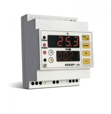 Терморегулятор для сауны Ратар-02К