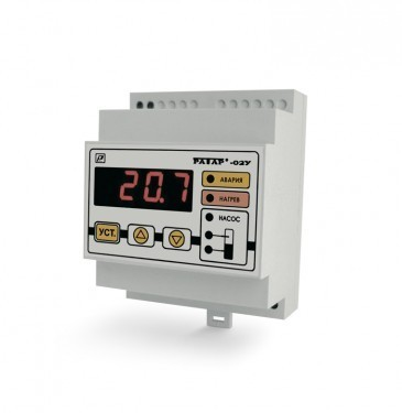 Терморегулятор для бака, душа, водонагревателя Ратар-02У