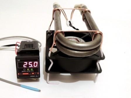 Термостат для фермерского инкубатора