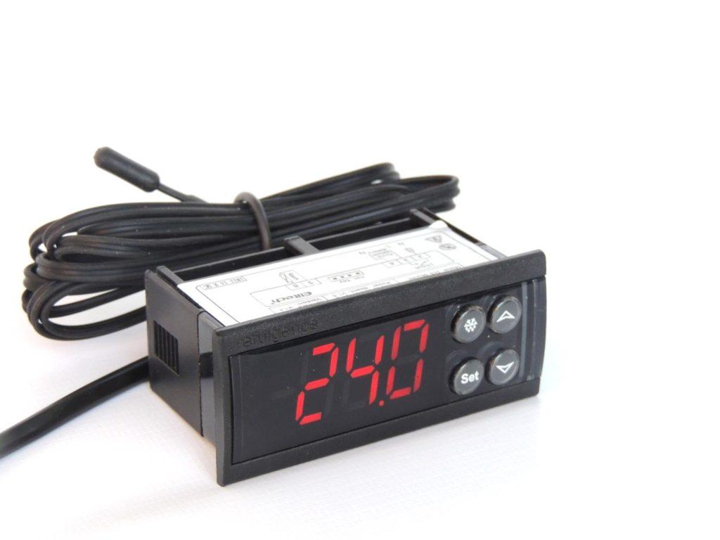 Регулятор температуры цифровой (контроллер) ECS-961 универсальный для дома