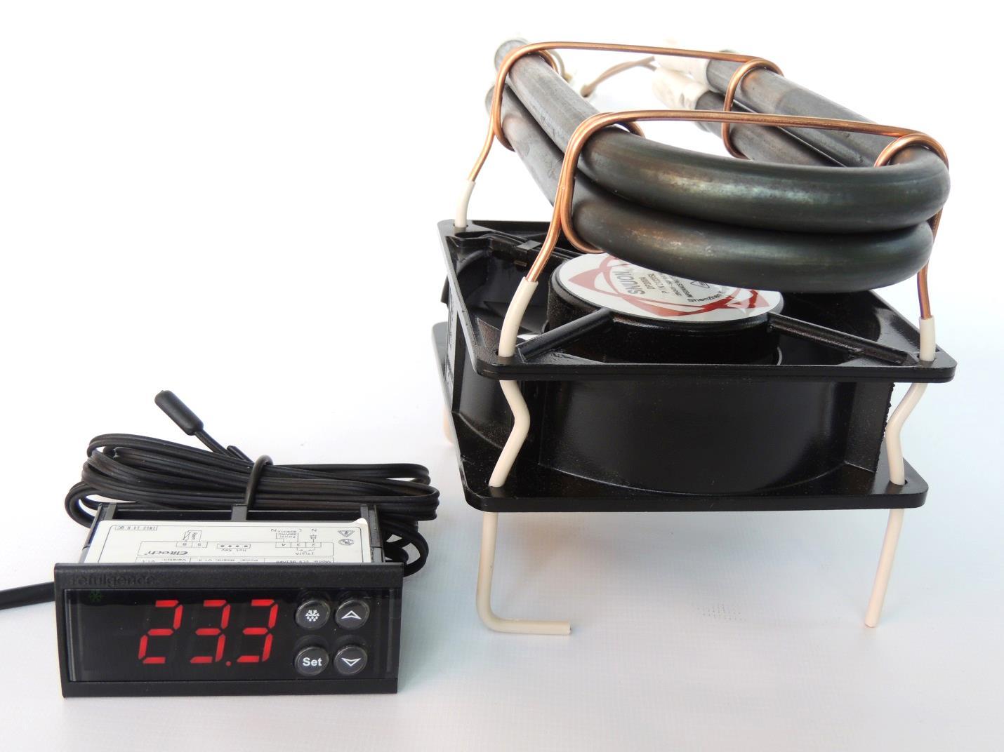 Термостат температуры для отопления дома, теплицы, помещения