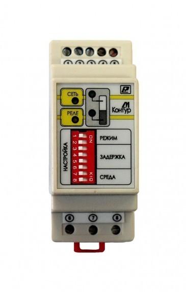 Контроллер уровня (реле контороля уровня воды) Контур-М