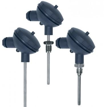 Датчики температуры погружные, воздуха, HVAC ТСМr (ТСПr) - Кл1-1, Кл1-2, Кл1-3