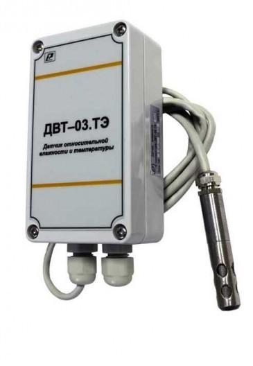 Датчики влажности и температуры ДВТ-03.ТЭ.Н2