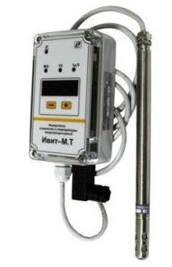 Измеритель влажности и температуры ИВИТ-М.Т