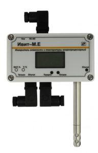 Цифровой измеритель влажности воздуха с выходом Ethernet Ивит-М.Е.Н1