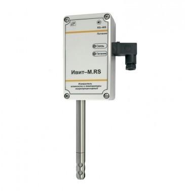 Измеритель-регулятор влажности и температуры Ивит-RS-Н1