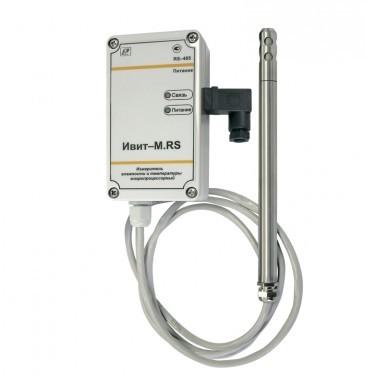 Измеритель влажности и температуры Ивит-RS-Н2