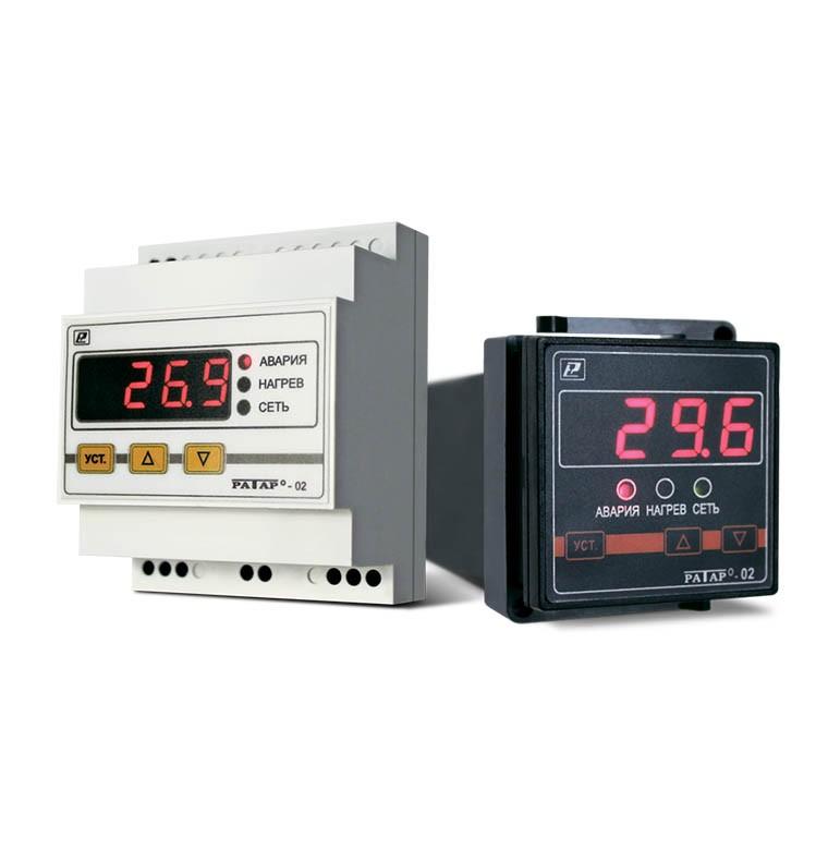 Терморегулятор высокотемпературный для печей, шкафов Ратар-02.ТП
