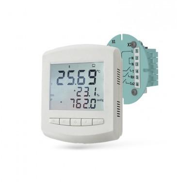 Измеритель температуры, влажности и абс.давления EClerk-Eco-RHTP