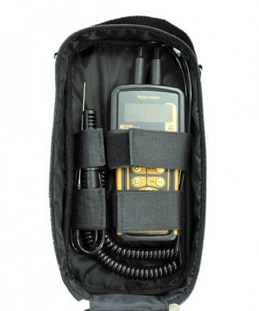 Цифровой портативный гигрометр-термометр IT-8-RHТ в сумке