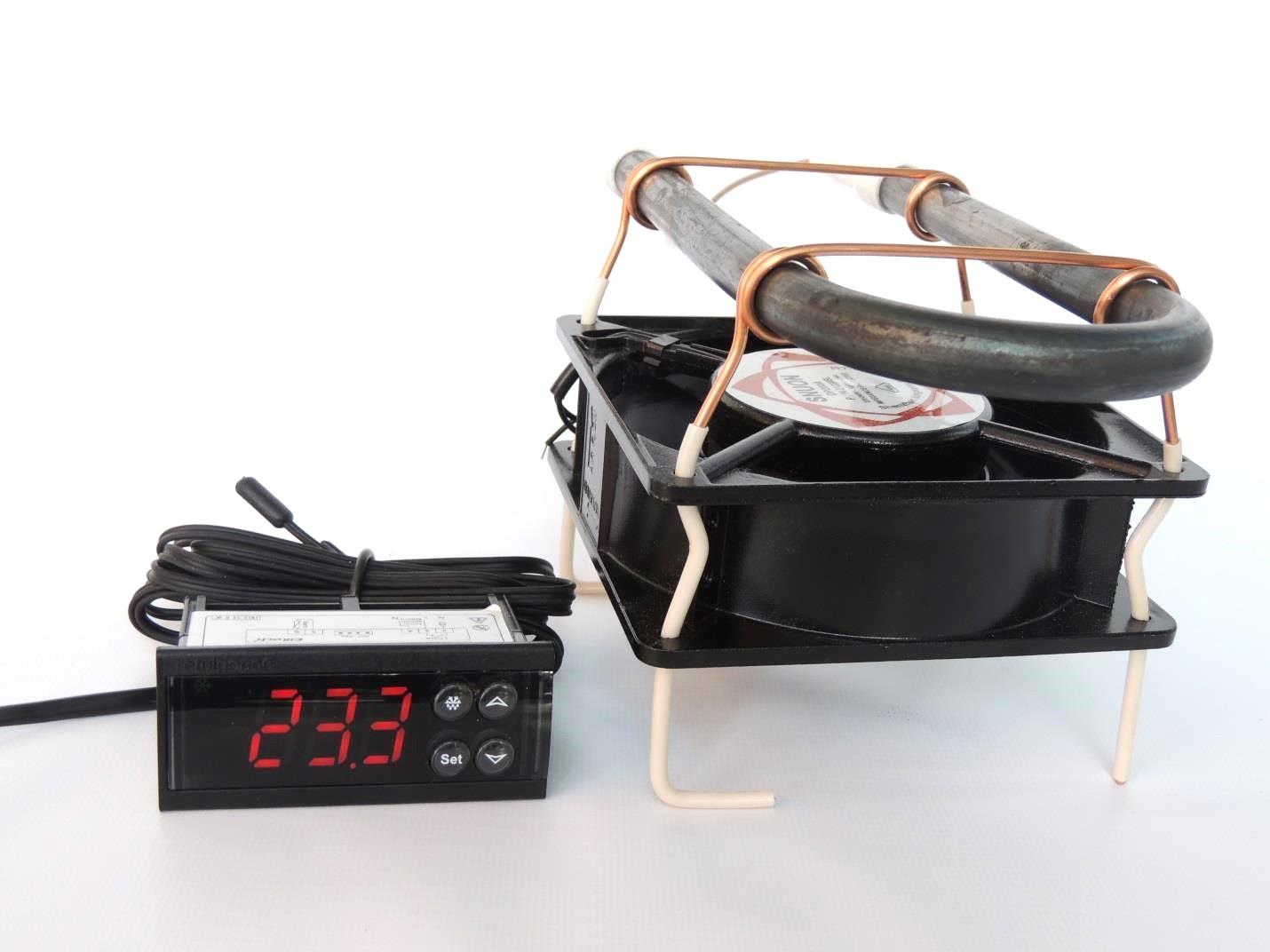 Термостат (терморегулирующее устройство) для самодельного инкубатора в холодильнике