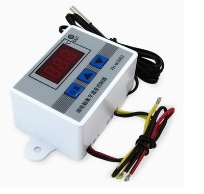 Терморегулятор (контроллер) XH-W3002 для помещения, погреба, инкубатора, ящика на балконе