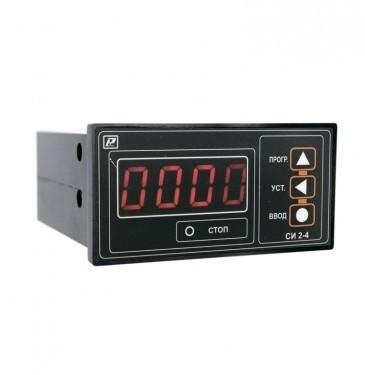 Счетчик импульсов (расходомер) реверсивный СИ2-4