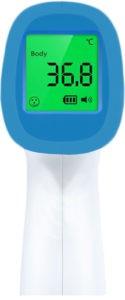 Термометр бесконтактный инфракрасный лобный IT-9-IRm