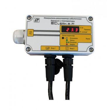 Измеритель-регистратор давления EClerk-M-PT-HP