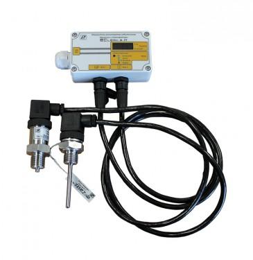 Измеритель-регистратор избыточного давления и температуры EClerk-M-PT-HP