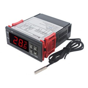 Терморегулятор цифровой для нагрева и охлаждения STC-1000 с 2-мя реле